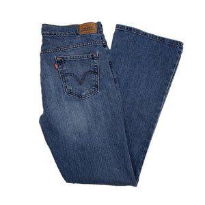 Levi's 515 Boot Cut Medium Wash Women's Jeans